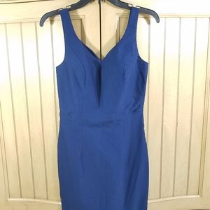 NWOT Grace Karin Drk. Blue Dress, sz 4